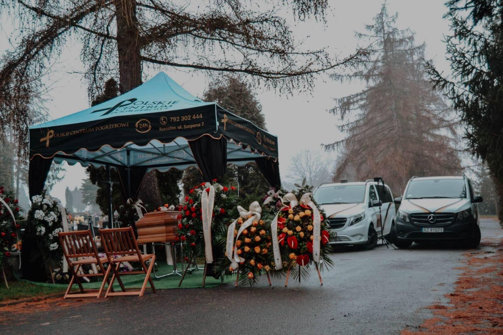usługi pogrzebowe rzeszów